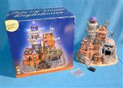 PUMPKIN HOLLOW ISLE OF DOOM LIGHTHOUSE TABLE ACCENT EXTERIOR LIGHTING